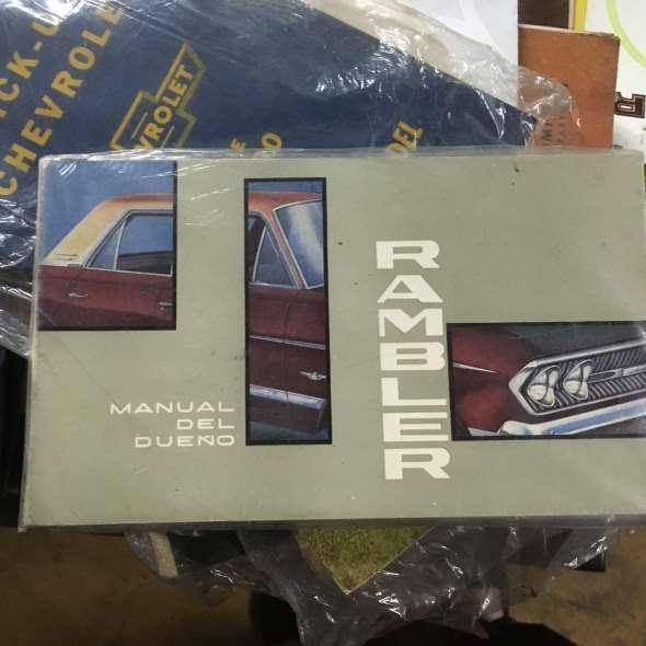 Manual Rambler 64