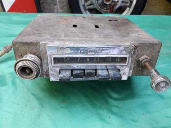 Radio Chevrolet Para Reparar