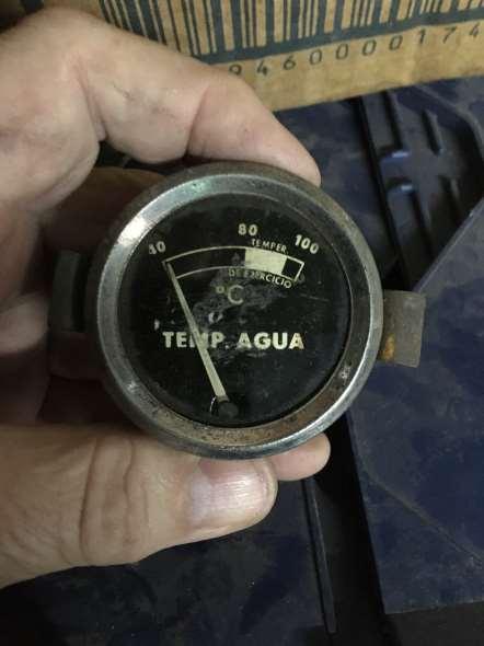 Reloj Temperatura Antiguo