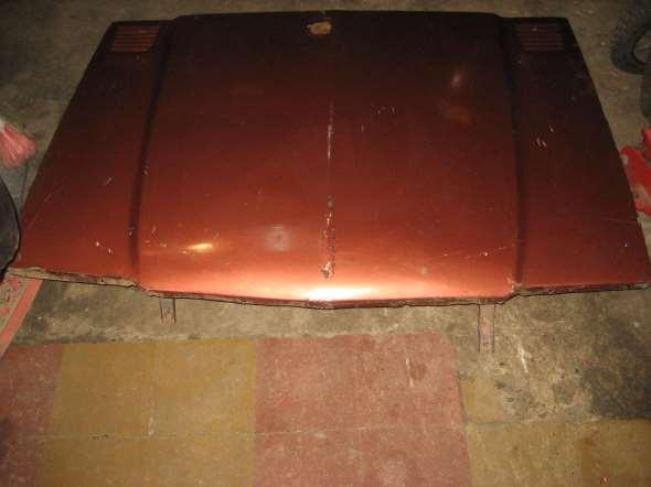 Capot Honda Accord 79/82, Buen Estado