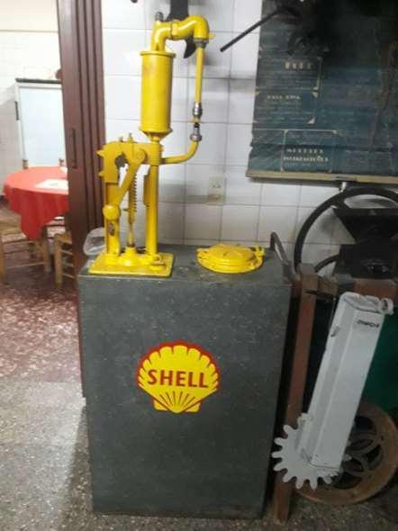 Repuesto Surtidor Shell