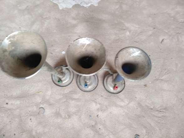 Bocina Italiana Svezia Horns