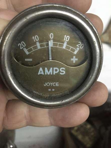 Amperimetro Antiguo