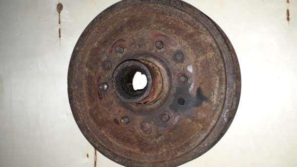 Campanas Delanteras Chevrolet 1939/40/41/42/46/47