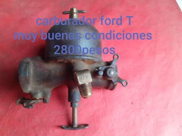 Carburador Ford T