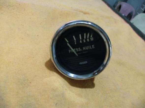 Reloj Presion Aceite Citroen Pallas Ds.