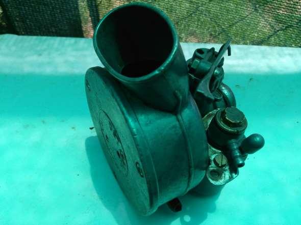 Repuesto Carburador Dell Orto Original Motoneta Iso 150