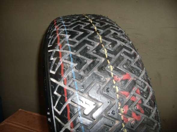 Cubierta 195-70-14 Pirelli Cn-36 Okm