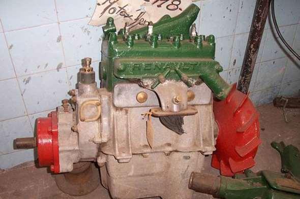 Motor Renault 1918