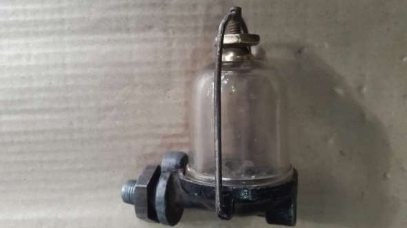 Trampa Agua Ford A