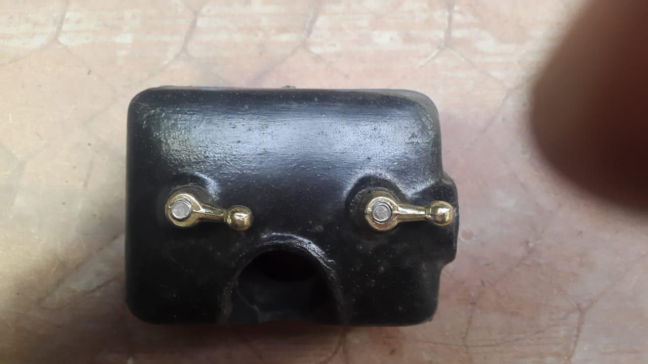 caja de bornes Ford A