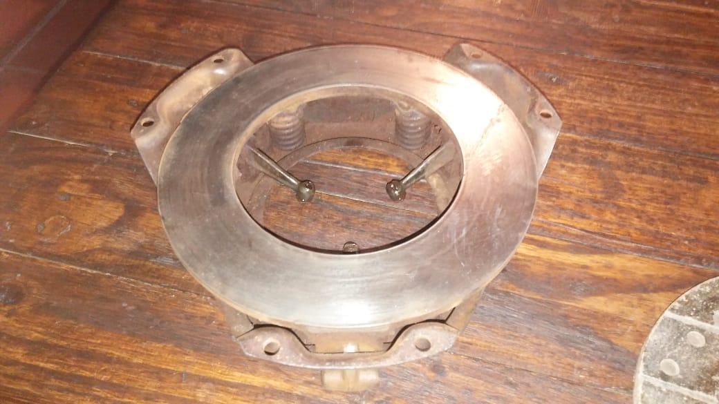 Embreague Ford V8 flathead placa y disco usa