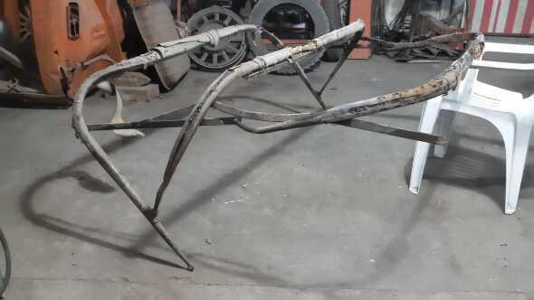 Arcos Capota Ford A