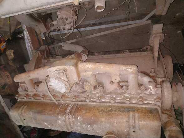 Motor Buick 8