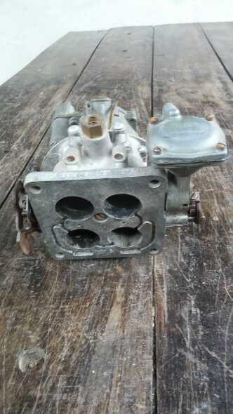 Carburador Holley 4000