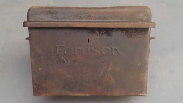 Caja Fordson