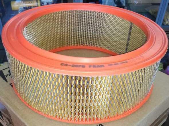 Filtro Aire Perkins 4-203