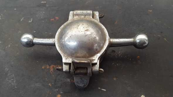 Tapa Radiador Ford T