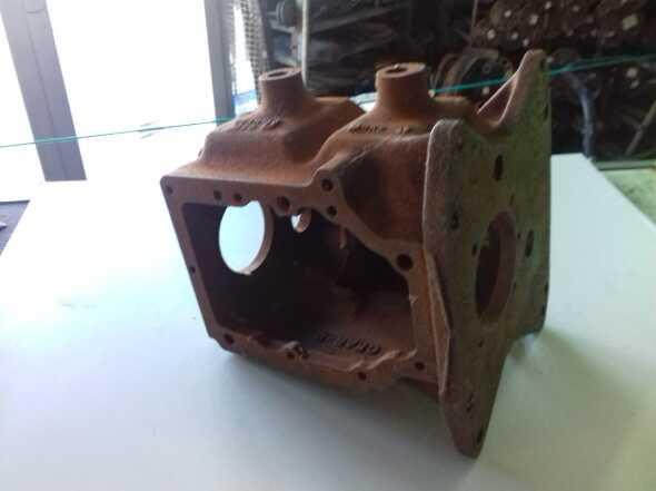 Carcaza Caja F-100