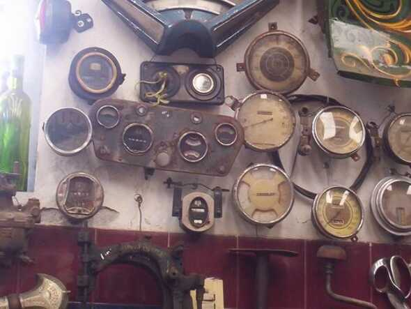 Relojes Tableros Antiguos
