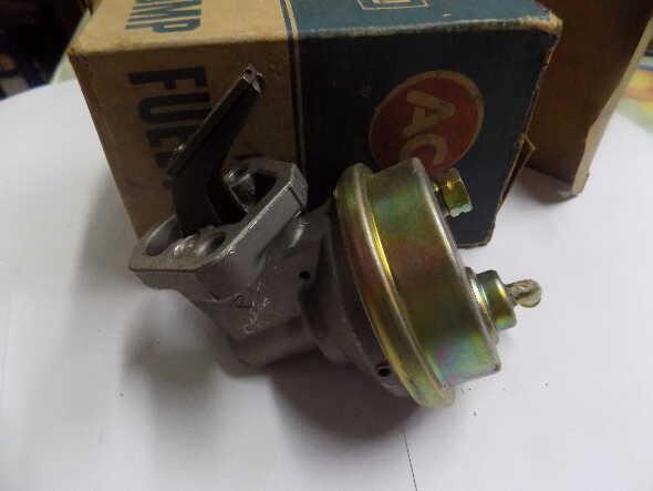 Bomba Nafta New Fuel Pump 41375 Ac Gm O Jeep 1981