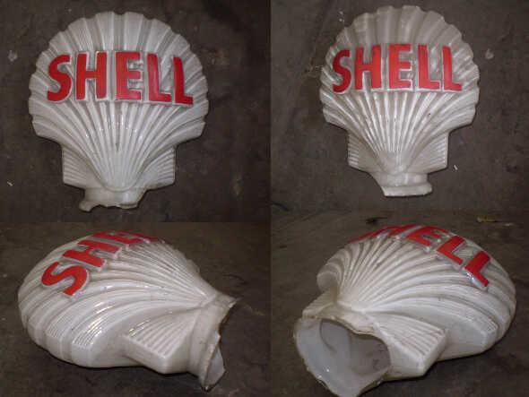 Globo Opalina Shell Original
