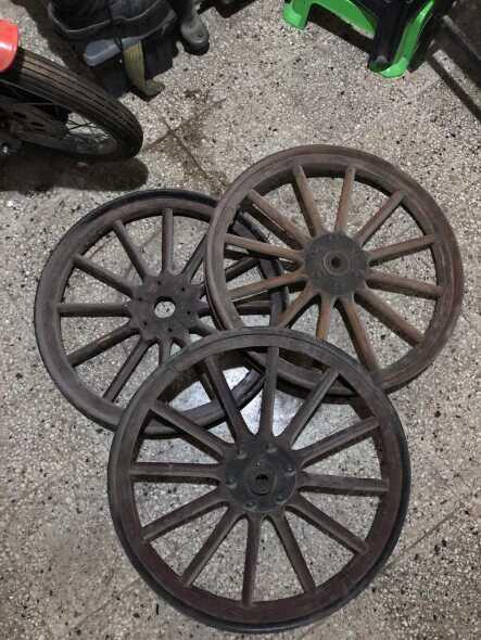 Vendo Tres Ruedas Ford T 1910