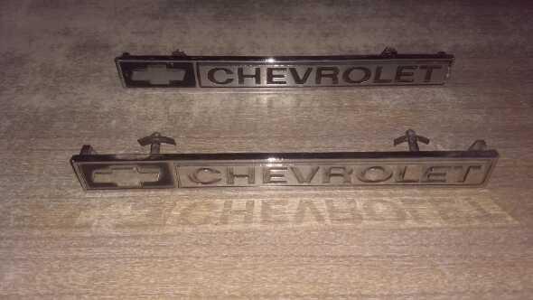 Vendo Chevrolet