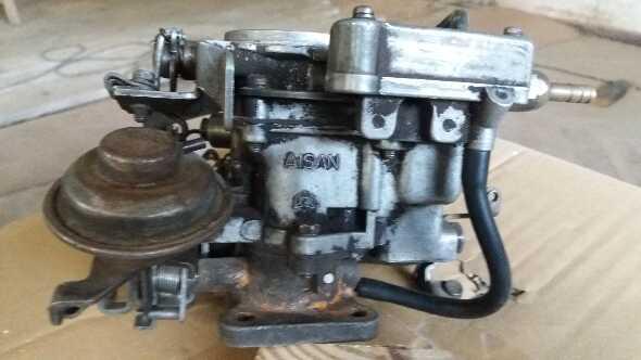 Toyota Liteace 1981 Carburador Completo Impecable Estado