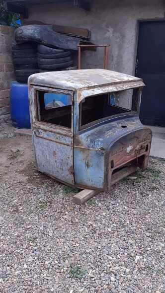Cabina Chevrolet 1928