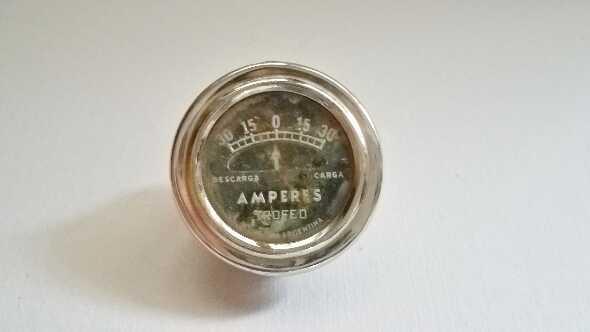 Amperimetro Ford A