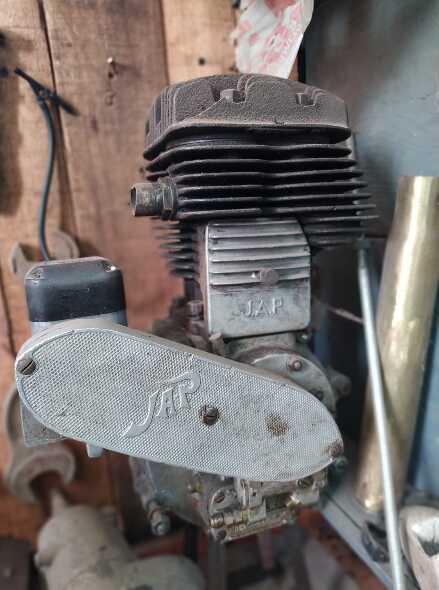 Motor Jap/caja Albion