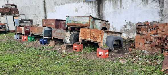 Cajas Angostas Chevrolet Y Ford