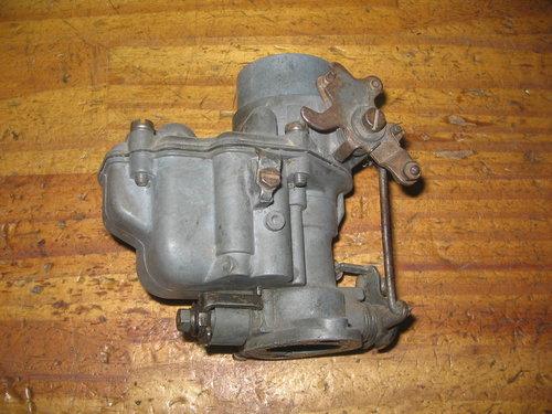 Part Carburetor Fiat 600