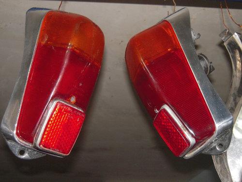 Part Headlamp Fiat 600