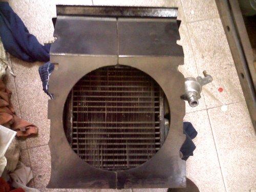 Part Heating F1500 F1600