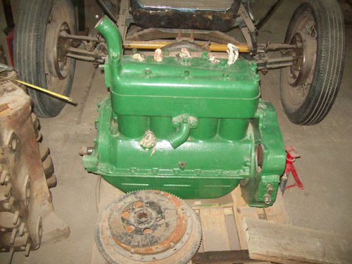 Part Ford Model A Engines Repaired