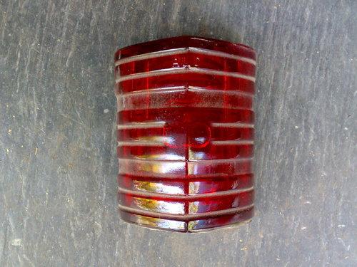 Part Glass Lantern Back Chrysler 1947