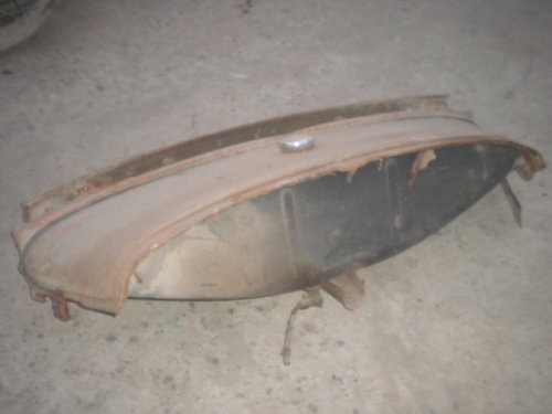Part Tank Ford A 1931