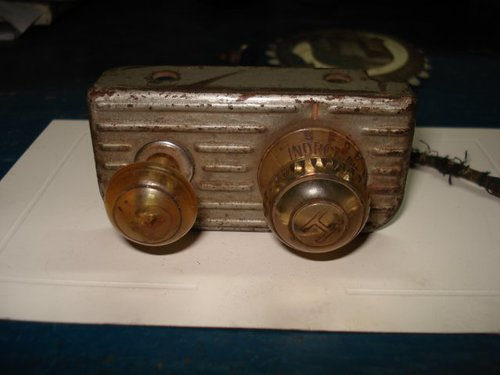 Part Heating Ford 1946/48 Accessory