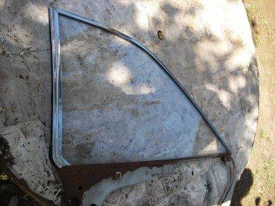 Part Glass Torino Coupe