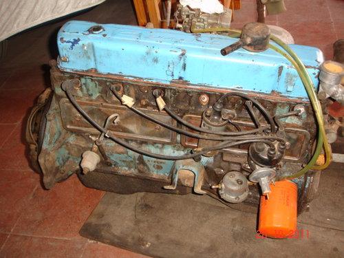 Part Engine Chevrolet 230