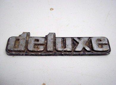 Repuesto Insignia Deluxe