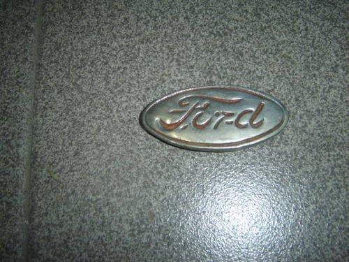 Repuesto Insignia Ford A