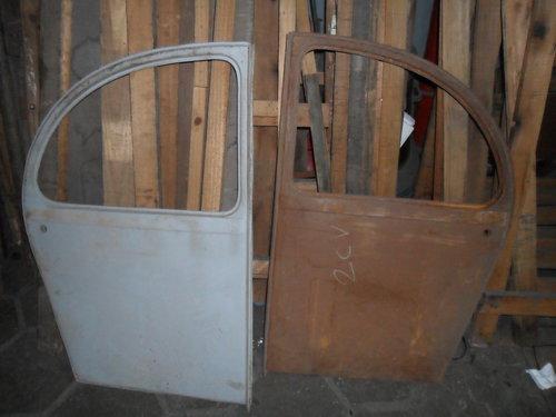 Repuesto Puerta Citroen 2cv
