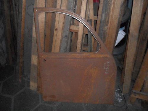 Part Door Citroen 2cv