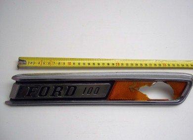 Repuesto Insignia Ford F100 Capot