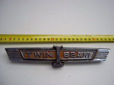 Part Logo Ford Twin Beam