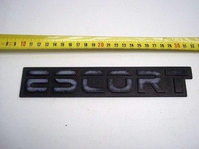 Part Logo Ford Escort