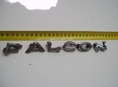 Part Logo Ford Falcon